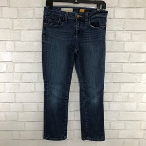 Pilcro and the Letterpress - Anthro Cropped Jeans